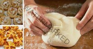 Тесто с мая за мързеливци: 15 минути и сте готови