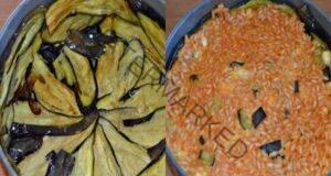 Тимбале: Запеканка с ориз, патладжани и кайма