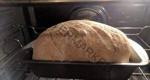Традиционен домашен хляб с мека, но хрупкава кора