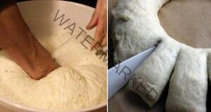 Турско тесто с мая: нежно, пухкаво и много ароматно