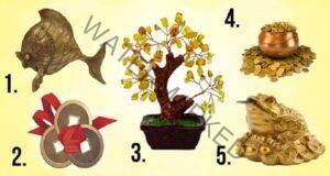 Вълшебно гадание: Просто изберете символ на богатството