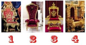 Какво мислят мъжете за вас? Изберете трон и разберете!