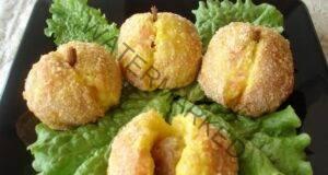 Картофени праскови... оригинално и много вкусно ястие