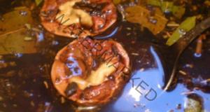 Много добър сироп за кашлица с орехи и дафинов лист