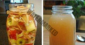 Направете си ябълков оцет от пресни плодове: две лесни рецепти