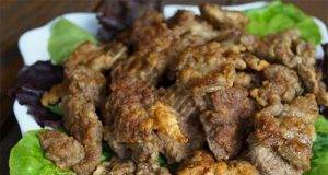 Пилешки сърца по необикновена и лесна рецепта