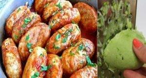Разкошни котлети с кайма и тиквички за обяд или вечеря