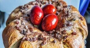 "Страхотна идея: Вкусен великденски сладкиш ""Цвете"""
