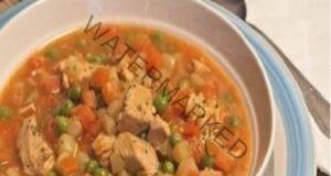 Бърз обяд - пиле със зеленчуци: Вкусно ястие, което стопля стомаха