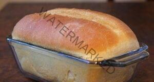 Вкусен домашно приготвен хляб с хрупкава коричка