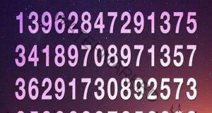 Кое трицифрено число забелязахте първо? Ето какво означава това