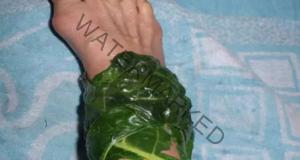 Листа от зеле: най-доброто средство за лечение на възпалени стави