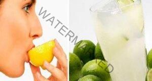 Пийте топла вода с лимон, но не правете тази грешка!