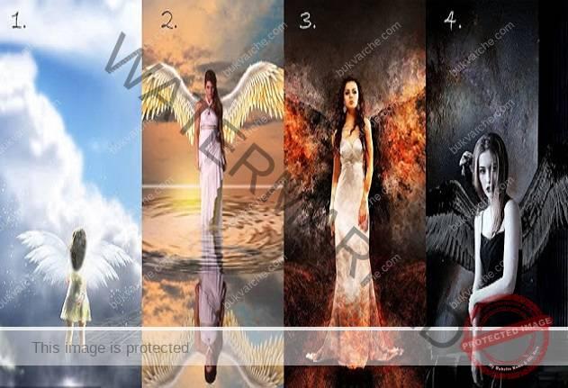 Разберете какво иска да ви каже вашият ангел-пазител!