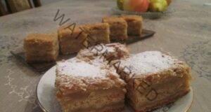 Рецепта за мързелив и вкусен ябълков пай с лешници