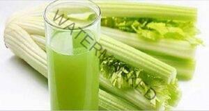 Чаша сок от целина намалява хипертонията и кръвната захар