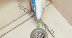 Бърз начин за почистване на канали и за премахване на миризмите
