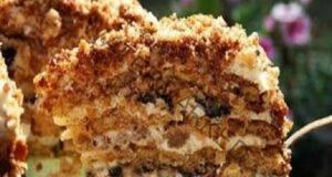 Вкусна домашна торта - приготвя се с повод и без повод
