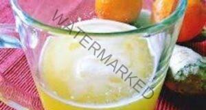 Детокс напитка, подходяща за пречистване след празниците
