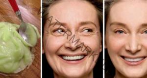 Заличете бръчките на лицето с този мощен домашен крем