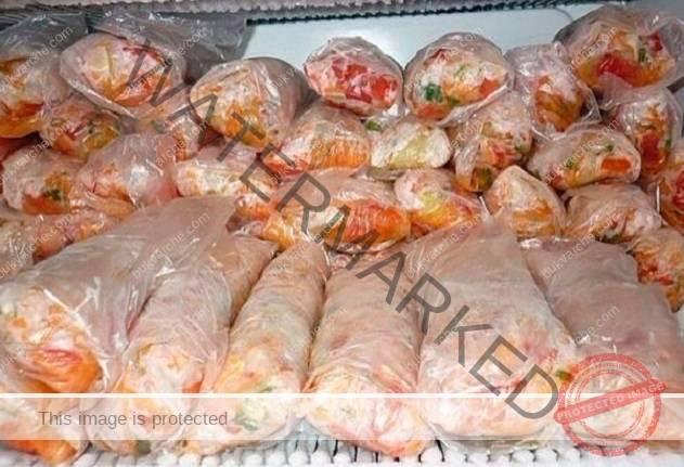 Зеленчукова заготовка за зимата - използвам я за всички ястия