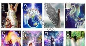Изберете ангел-хранител и получете своето послание!