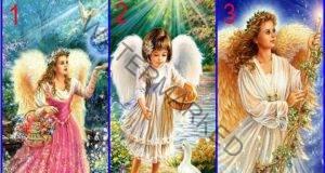 Изберете един ангел и разберете как да продължите по-нататък!