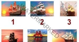 Изберете кораб и узнайте повече за вашия характер!