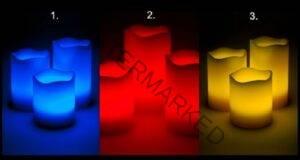 Изберете свещ и разберете какво ще разкрие за вас