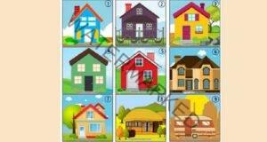 Къщата, която изберете, ще разкрие много за вас