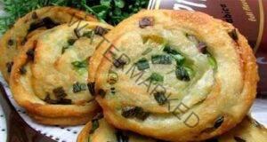 Лесна и вкусна рецепта за лепешки с пресен лук