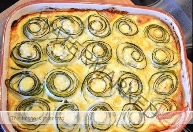 Лесно за приготвяне: неустоими сарми от тиквички, яйца и сирене