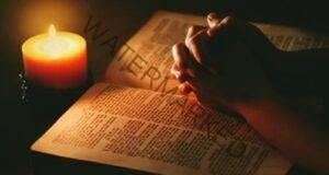 Молитва, която ще заключи всичките ви проблеми и нещастия