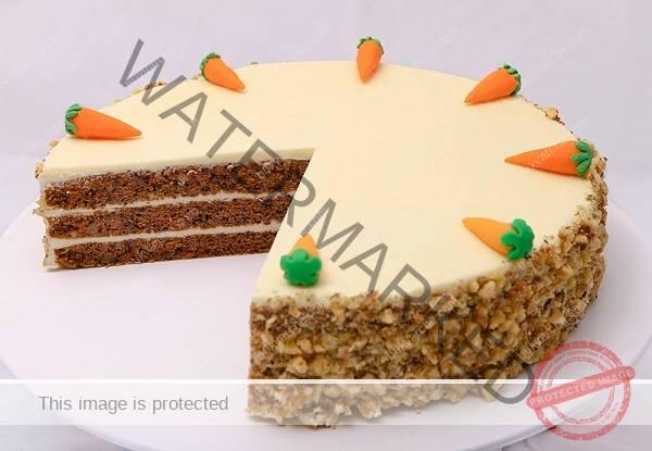 Морковена торта: Един от най-полезните и диетични десерти!