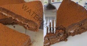Най-лесната шоколадова торта - необходими са ви само 3 съставки