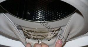 Премахнете мухъла от пералната машина бързо и ефективно
