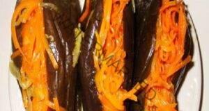 Супер предястие: патладжан с моркови и пащърнак