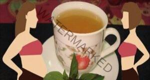 Чай при задържане на течности и за почистване на токсините