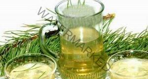 Мед от борови иглички при настинки, грип и белодробни заболявания