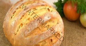 Домашен лучен хляб: не сте опитвали нещо по-вкусно