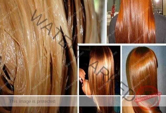 Домашно ламиниране: коса като коприна за две седмици