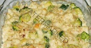 Карфиол и броколи, запечени в кефир: талията ще ви благодари!