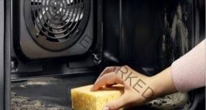 Лесен начин за почистване на фурната до блясък