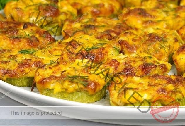 Лятно ястие: Страхотна рецепта с тиквички и сирене