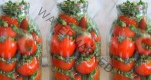 Най-добрата рецепта: Пикантни домати по корейски
