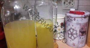 Напитка с лимон и магданоз - минус половин килограм на ден