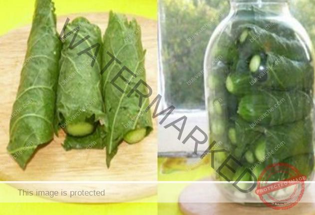 Рецепта за вкусни и хрупкави краставички с хрян