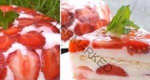 Ягодов десерт с бял шоколад - подходящ за всеки повод