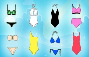 Бански костюм: изберете един и разберете нещо ново за себе си!