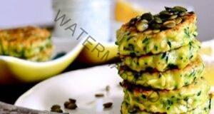 Палачинки от настъргани тиквички - бързо ястие за неочаквани гости